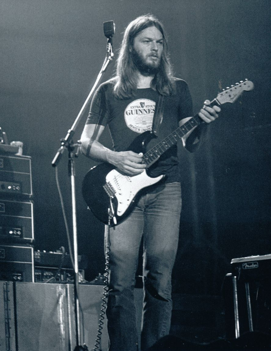 David Gilmour   Pink Floyd French tour (June 1974)
