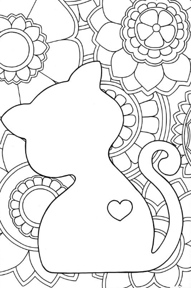 Mindfulness Coloring Pages Kids Coloring For Kids Coloring Pages For Kids Color