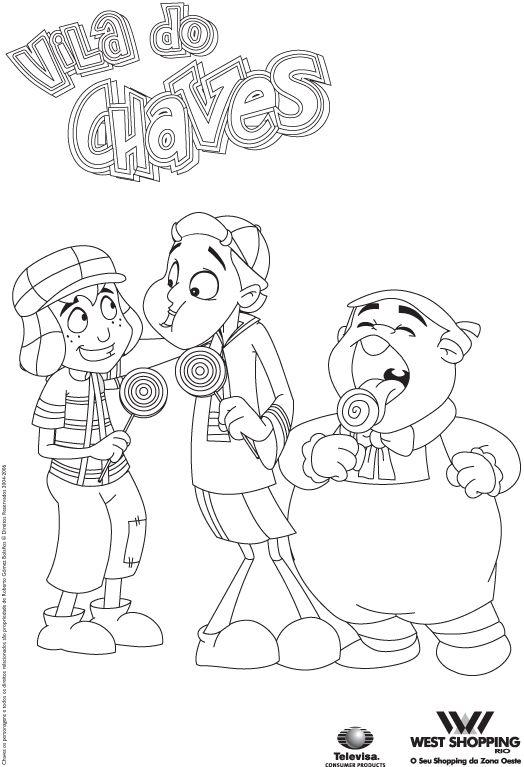 Pin De Veronica Em Chavo Com Imagens Desenhos Animados Para