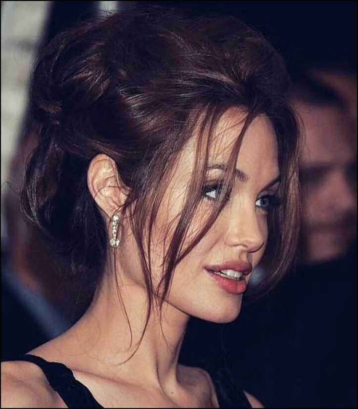 Photo of 25 Interesting and beautiful hairstyles by Angelina Jolie | Trend Bob Hairstyles 2019 …
