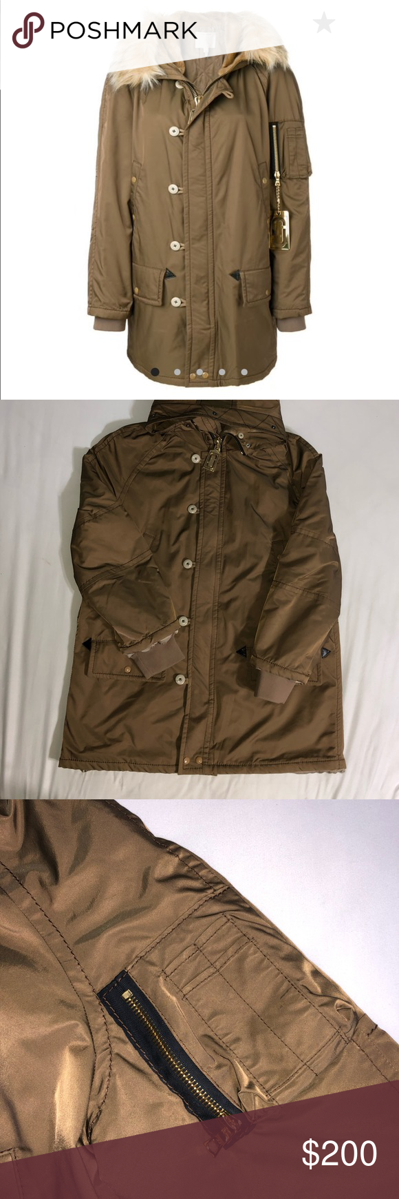 """4fc3fbefaf77 Marc Jacobs Snorkel Coat Marc Jacobs Snorkel Coat Great condition """"Perfect  for those erratic weather"""