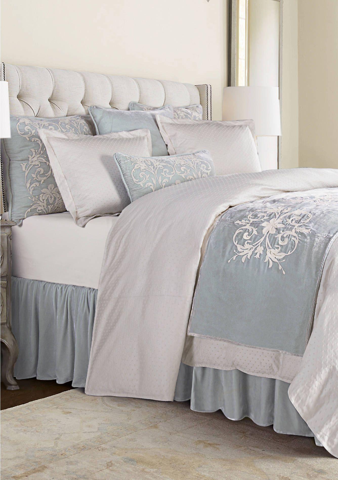 Hiend Accents Belle Comforter Set Luxury Comforter Sets Comfortable Bedroom Complete Bedding Set