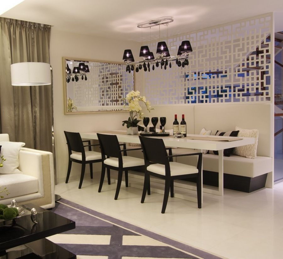 Dining Room Design ID Project by: Whiteboard