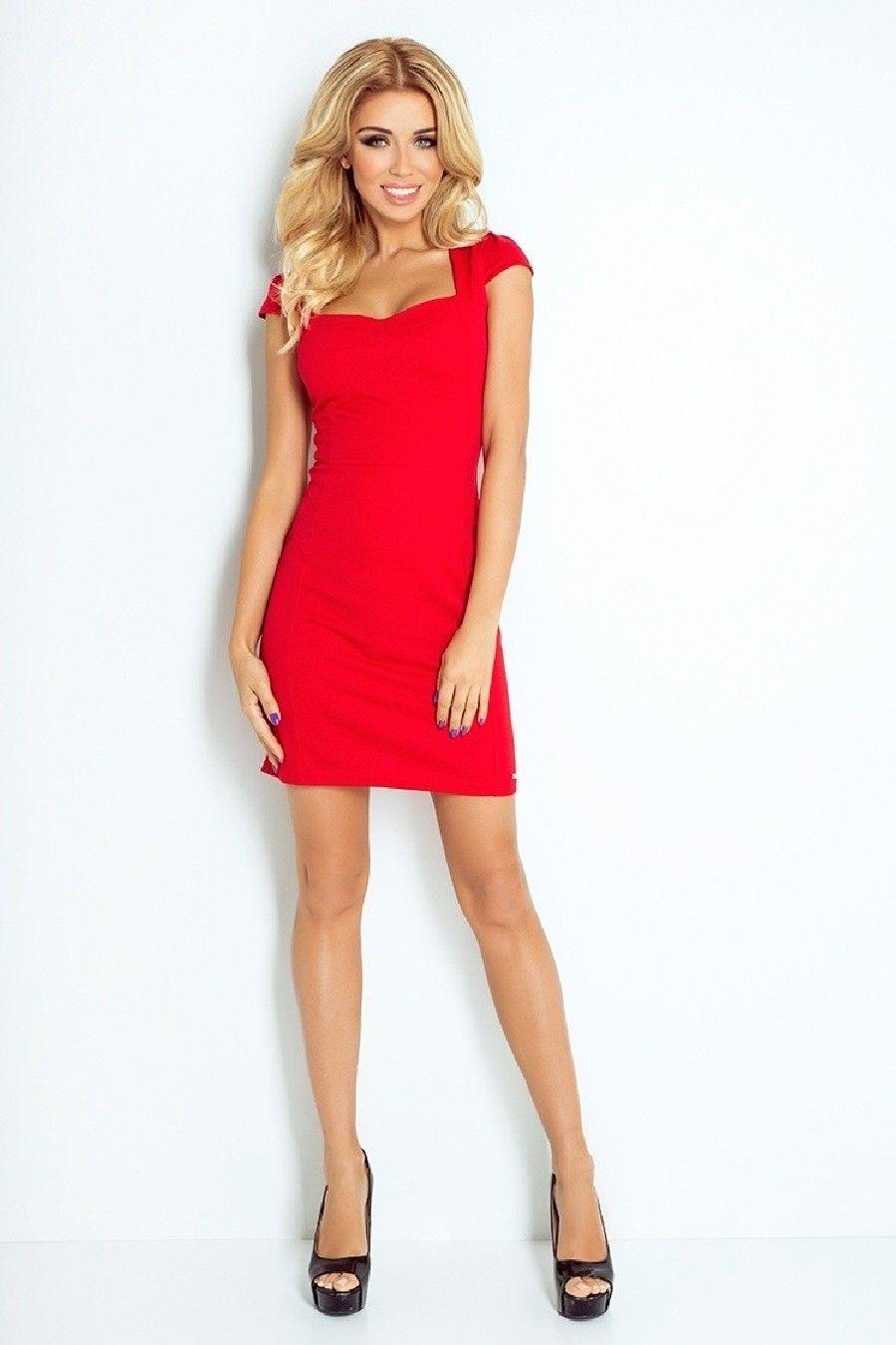 68a0c19c425 un look de oficina en color rojo Comprar ropa de mujer y lencería fina en  tienda