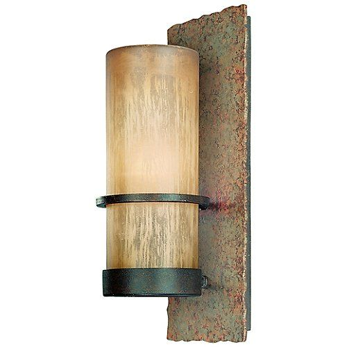 Bamboo Outdoor Wall Sconce In My Home Outdoor Wall
