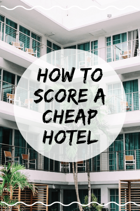 Booking a Priceline Express Deal is one of my favorite ways to score a deal on a hotel and has saved me thousands of dollars throughout the years. #priceline #traveldeals #budgettravel #traveltips