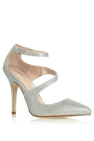 Buy Asymmetric Strap Pointed Shoes From The Next Uk Online Shop Kitten Heel Shoes Shoes Bridesmaid Shoes