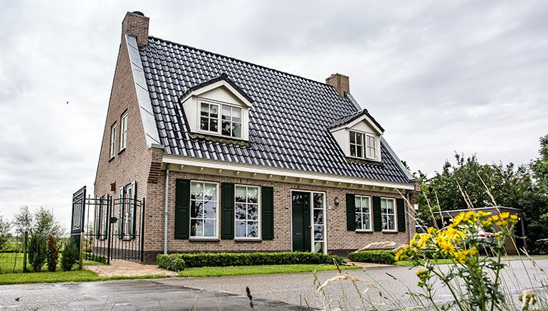 Afbeeldingsresultaat voor notariswoning met zadeldak home