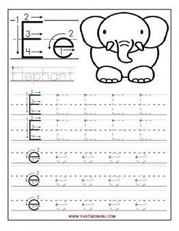 learning to write alphabet templates - free printable letter d tracing worksheets for preschool