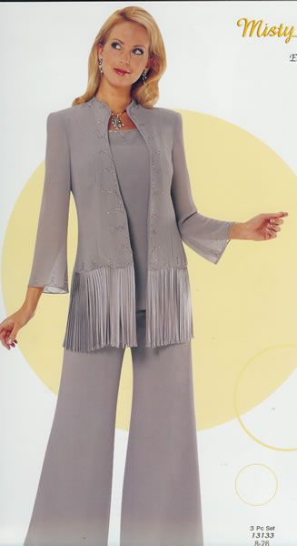 Evening wear pantsuits for Dress suitable for wedding guest
