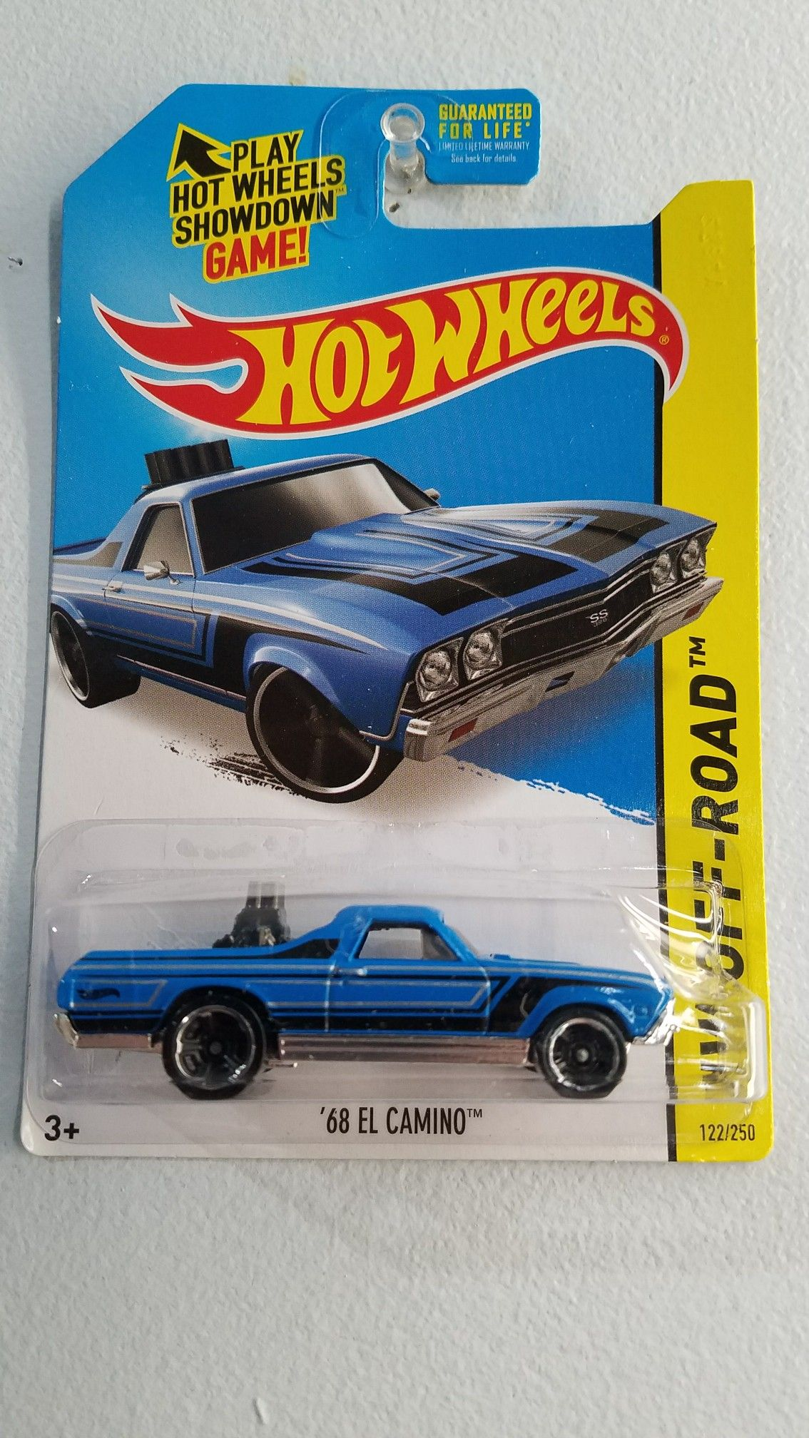 Hot Wheels 1968 El Camino