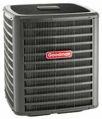 Goodman Heat Pump Reviews Quality Efficiency Ratings 101 Air Conditioning Equipment Heating And Air Conditioning Central Air Conditioning