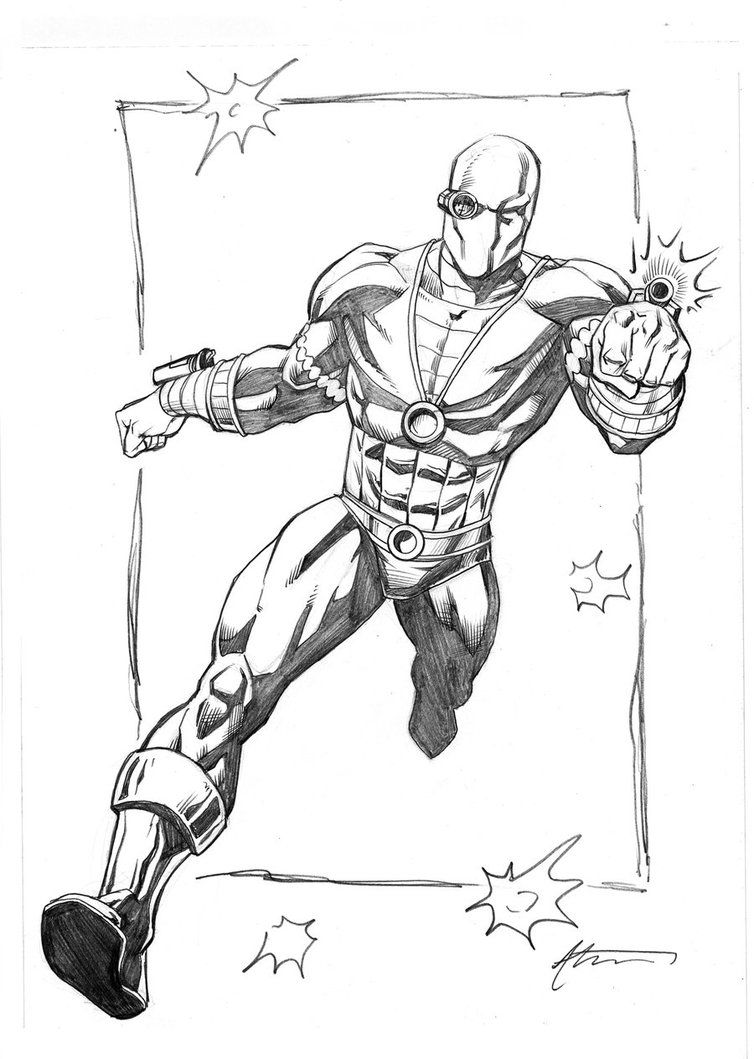 deadshot coloring pages Deadshot | DC Villains Phreek | Deadshot, Batman, Batman coloring  deadshot coloring pages