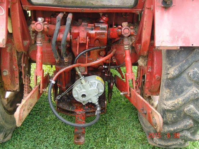 Prince Hydraulic Pto Tractor Pump 11 4 Gpm Model Hc Pto