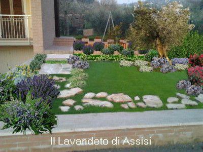 Progettare Il Giardino Gratis : Progettazione giardini online gratis vivaio il lavandeto di