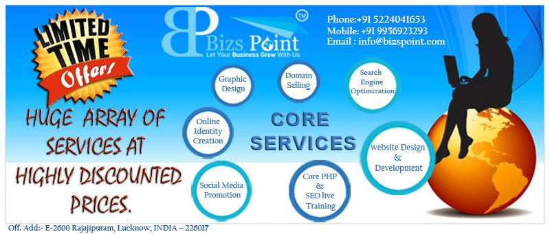 Bizs Point offering affordable prices at very much discounted rate