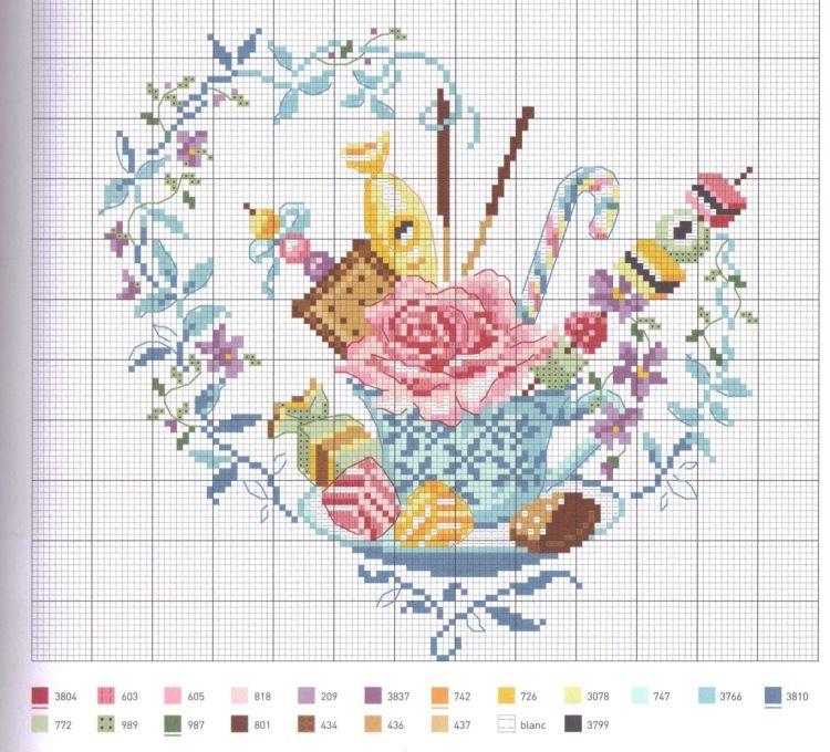 Gallery.ru / Фото #33 - 648 - Yra3raza   Cross Stitch and Embroidery ...