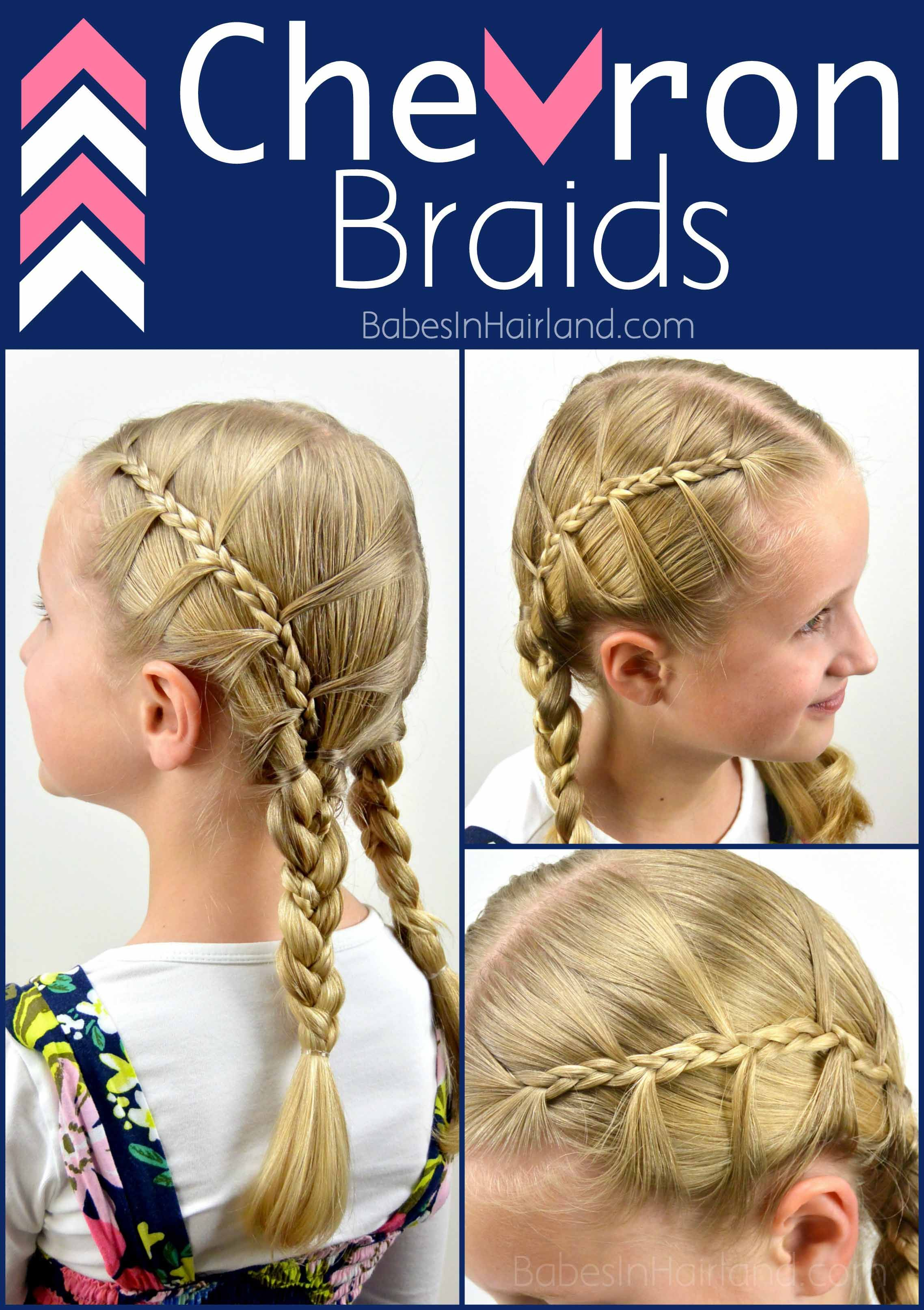 Chevron braids hairstyles pinterest hair style girl hair and