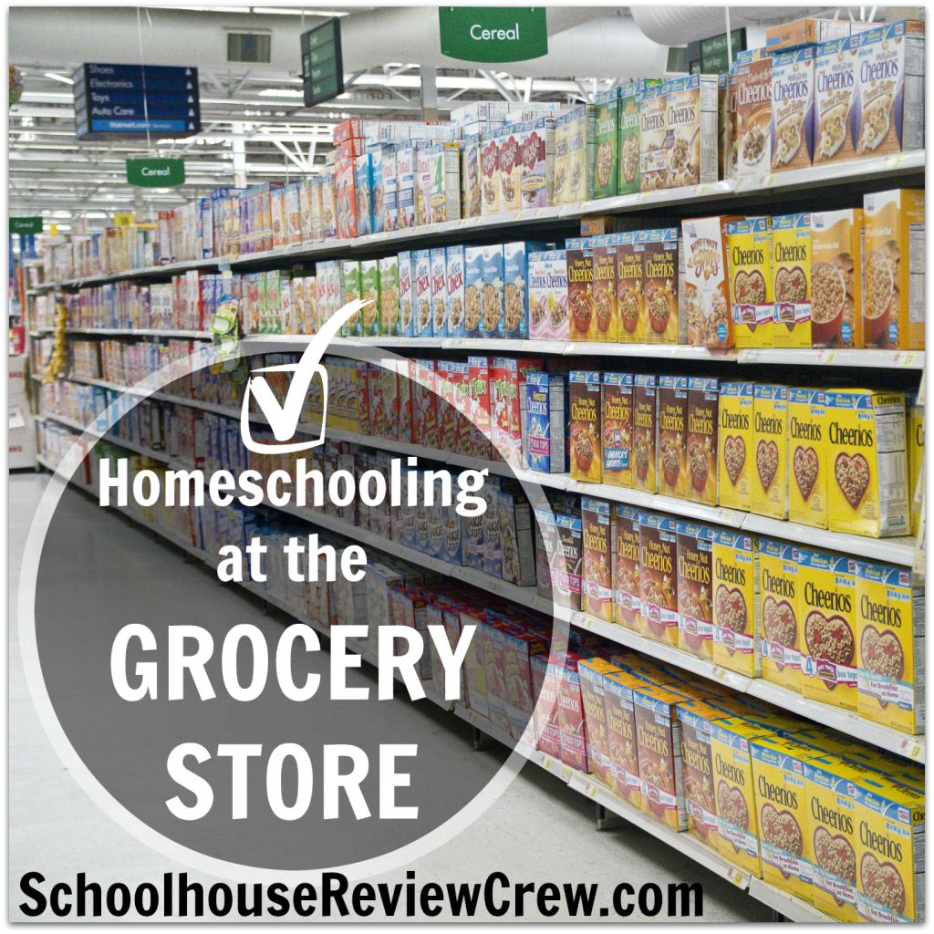 Homeschooling At The Grocery Store Homeschool Livingmath