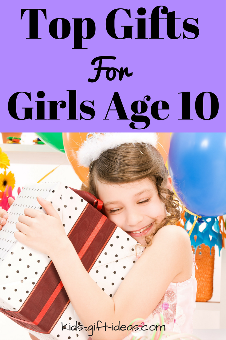 Top gifts for girls age 10 best gift ideas for 2017 for Crafts for 10 year old birthday party
