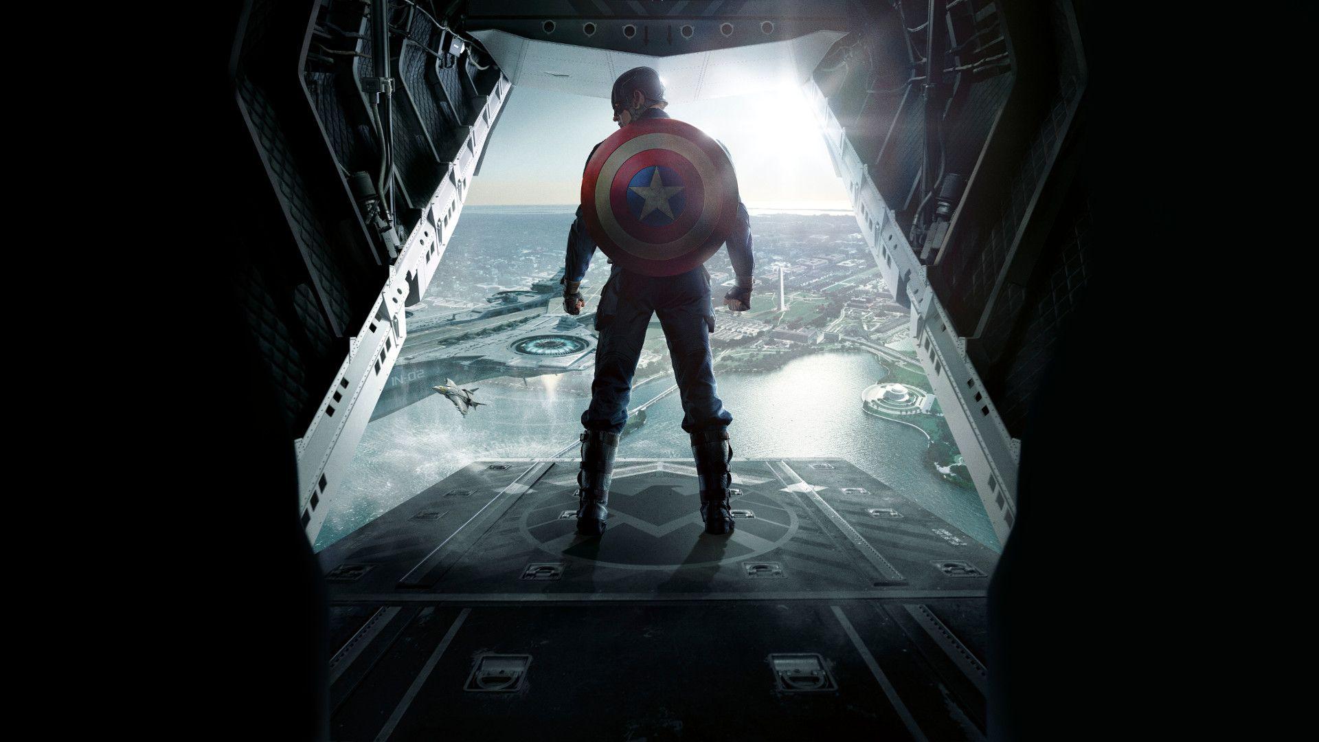 Movie Captain America The Winter Soldier Wallpaper