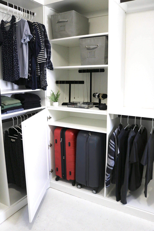 DIY Custom Master Closet Part 4 The Reveal
