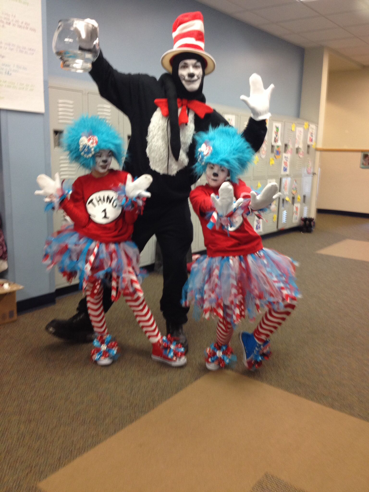 Cat in the hat. Read across america day, Halloween