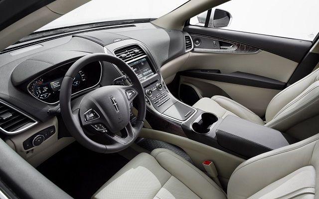 2016 Lincoln MKX interior Top Suvs 2016 Pinterest