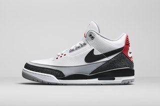 a3ada3f2 Nike Introduces New Air Jordan 3 Prototype & Unearths a Tinker ...