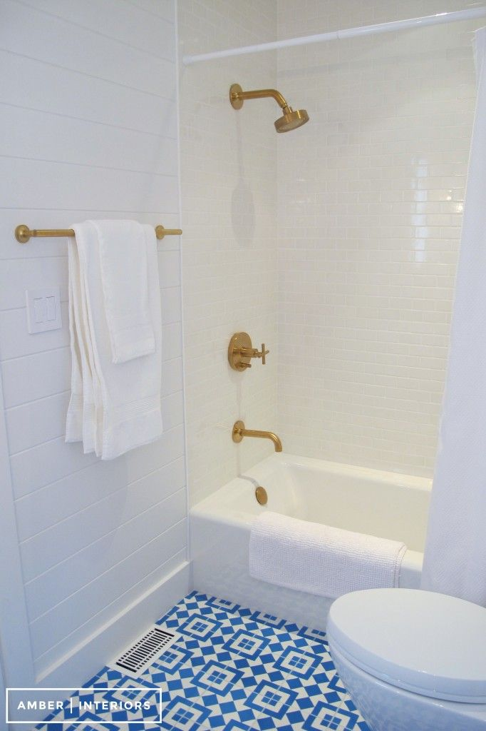 before after guest bathroom remodel