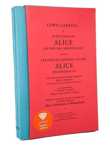 ALICE - EDIÇAO COMEMORATIVA DE 150 ANOS, 2.VOL.
