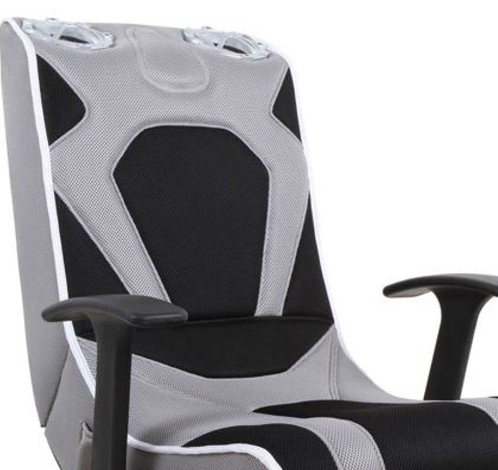 Video Gaming Chair Speakers Gamer Blue Xbox One PS3 PS4 Console Teens Kid  Modern | EBay