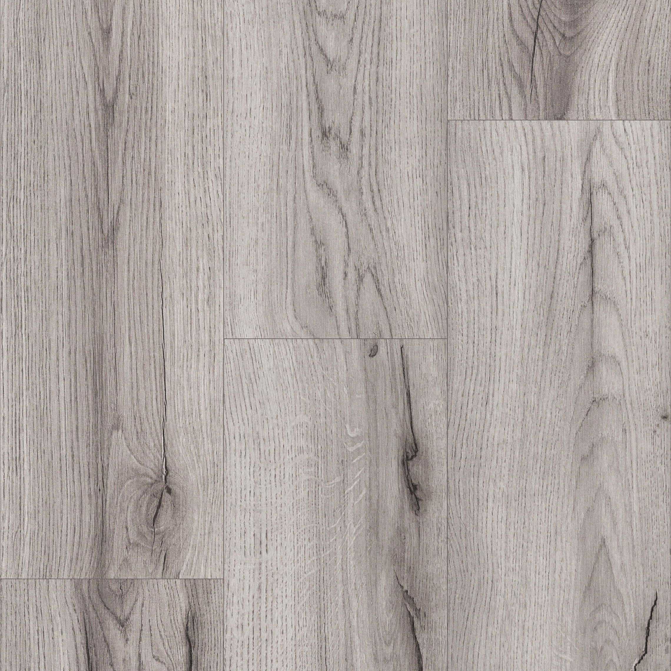 Kronotex Sound Plus Century Oak Grey Click Together 9mm Laminate Flooring With Attached Pad