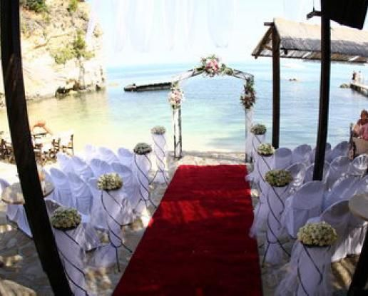 Zante Private Island Wedding Ceremony And Reception Would Love To