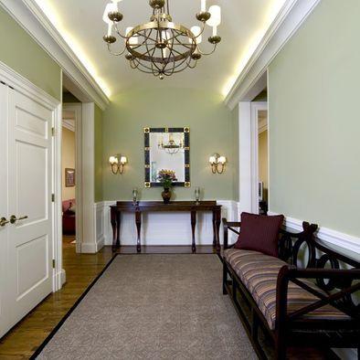 Luxury Hallway Paint Ideas