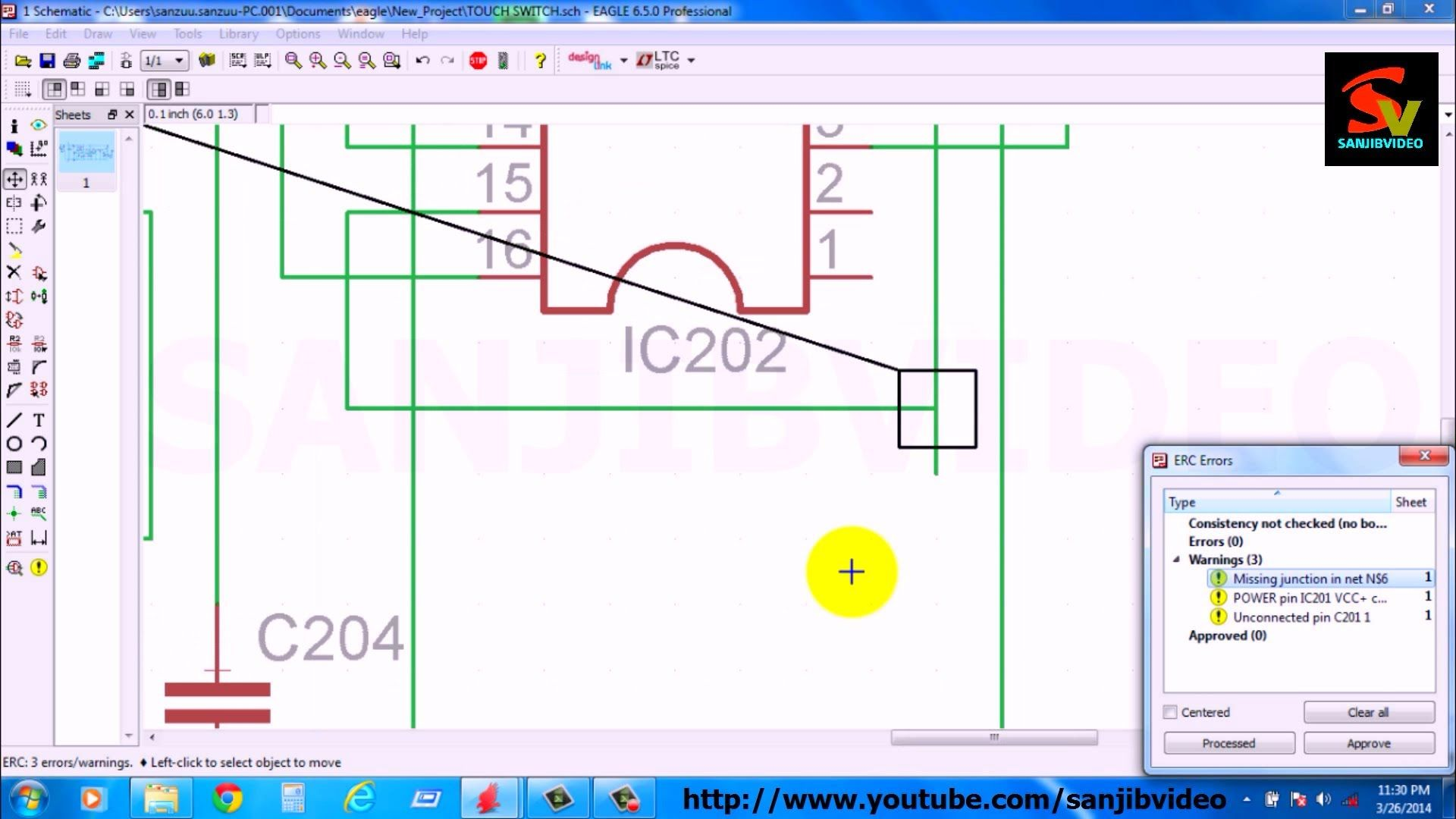 This Is The Schematic Circuit Diagram It Is Drawn In Eagle Cad Pcb