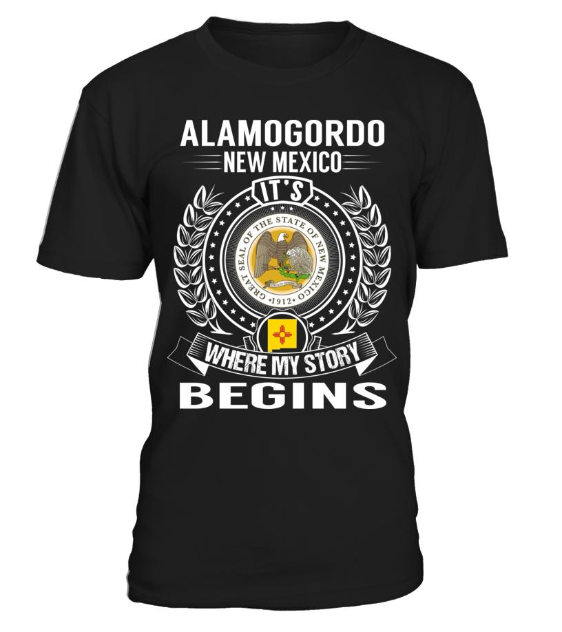 Alamogordo, New Mexico - My Story Begins