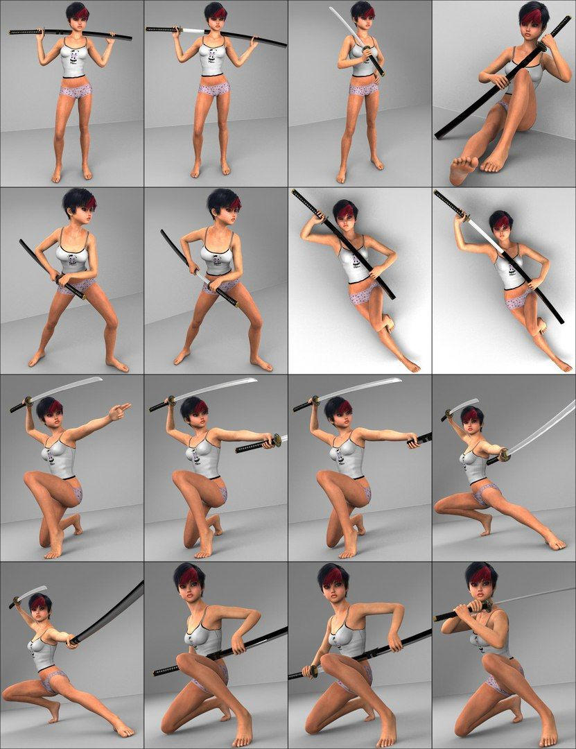позы с мечами в картинках нелепые