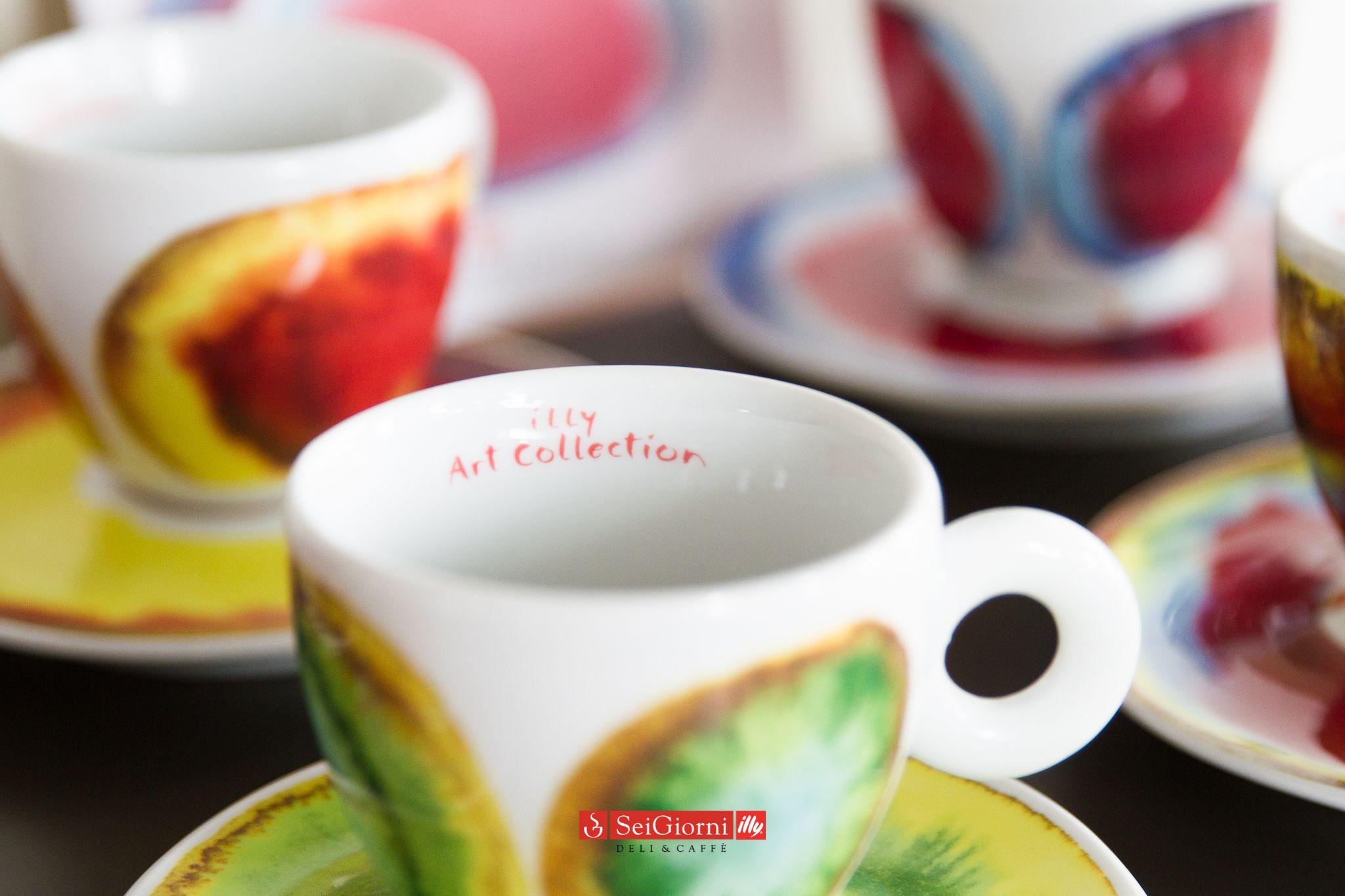 ¡Atención a todos los amantes del café illy y el arte! Visita nuestra sucursal de Humberto Lobo y pregunta por los productos de edición especial que tenemos para tí. #SeiGiornideli