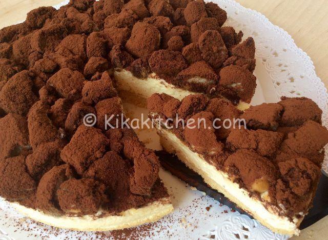 Ricetta Pancake Kikakitchen.Ricetta Cheesecake Tiramisu Senza Cottura Kikakitchen Ricetta Ricette Dolci Per Feste Cheesecake