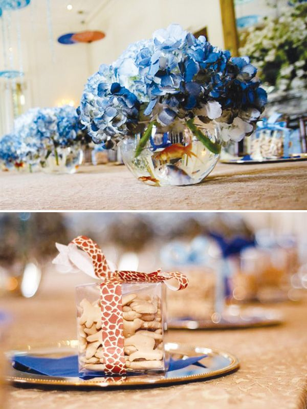 Elegant Blue Boy Baby Shower Ideas Boy Baby Showers