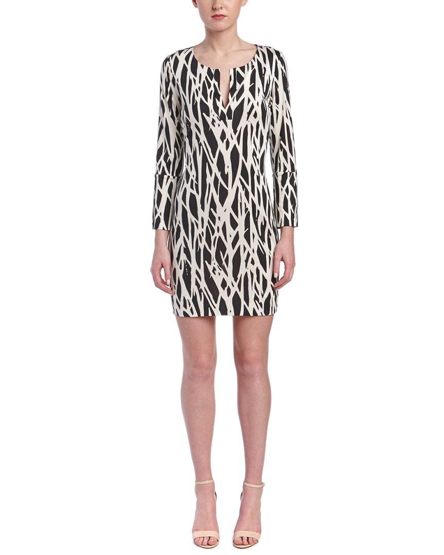 Rue La La — Diane von Furstenberg New Regina Two Silk Dress