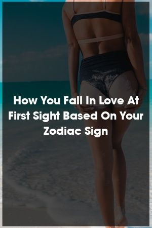 TheAstrologist | How You Fall In Love At First Sight Based