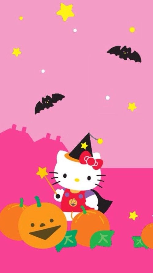 Hello Kitty Hello Kitty Halloween Hello Kitty Halloween Wallpaper Hello Kitty Pictures