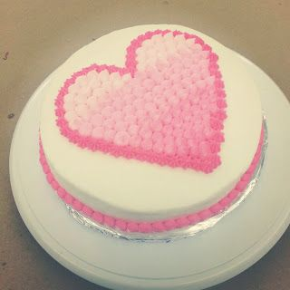Cake Class At Michaels Cake Valentines Day Cakes Cake