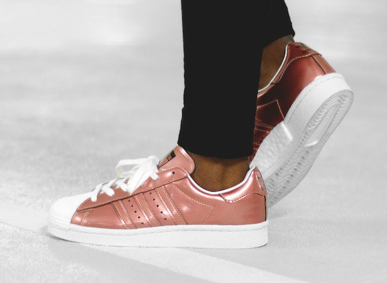 Bronze And Silver Colorways Of The adidas Superstar Boost Release Tomorrow
