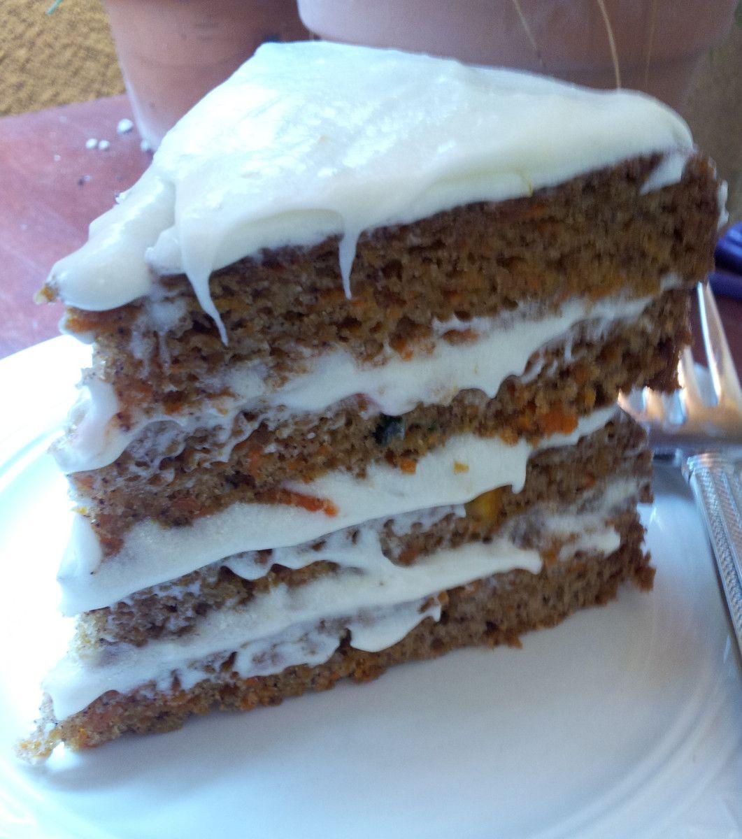 Carrot Cake | Rice cooker recipes dessert, Carrot cake ...