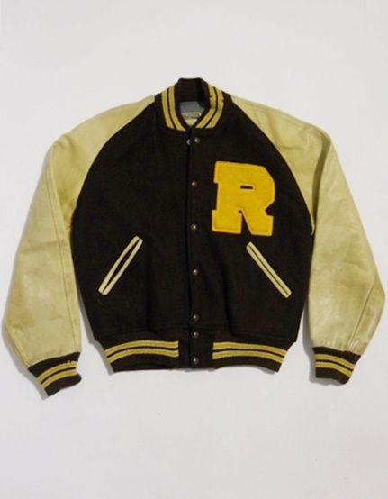 Vintage Varsity Vintage Rap Tees Street Wear Urban Jackets