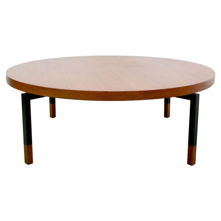 Danish Teak Coffee Table by Bjorn & Bernadotte ca 1960s