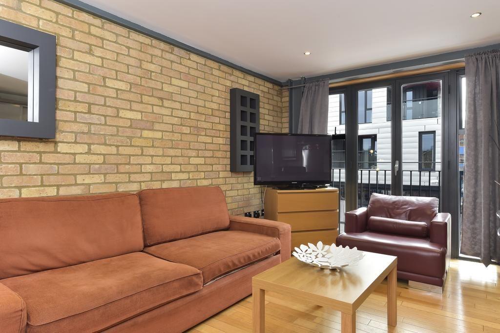 South Bank Níké Apartments , London (UK)